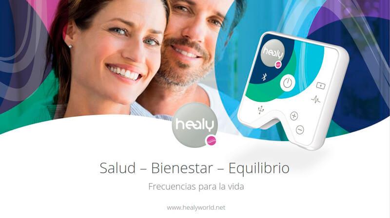 Healy World UP - Presentación Empresa Producto Compensación - ES