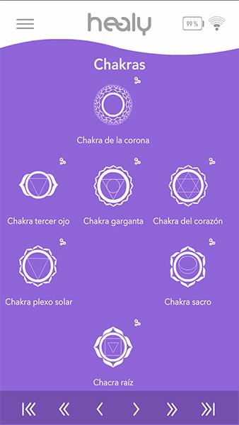 healy - holistic Health plus chakras